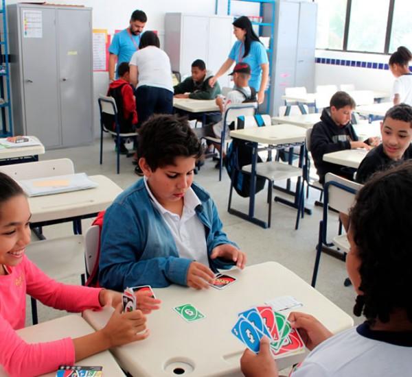 """Escolas de Caraguatatuba oferecem projeto """"Matemática Lúdica nas Férias"""""""