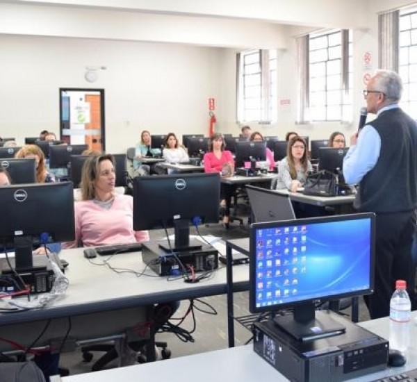 Prefeitura promove treinamento sobre Prontuário Eletrônico