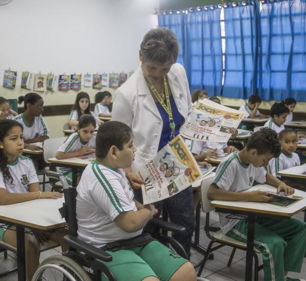 Educação de Osasco avança e registra nota 6.1 no IDEB