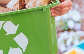 Práticas saudáveis de consumo: Reciclar, Reutilizar e Reduzir