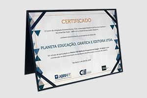 """Planneta Educação recebe """"Prêmio CIEE Melhores Programas de Estágio"""""""